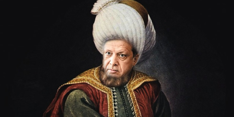 Erdogan ottomans turquie