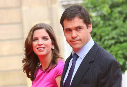 LL. MM. T.C, le Roi Louis et la Reine Marie-Marguerite, héritiers et représentants du mystère français.