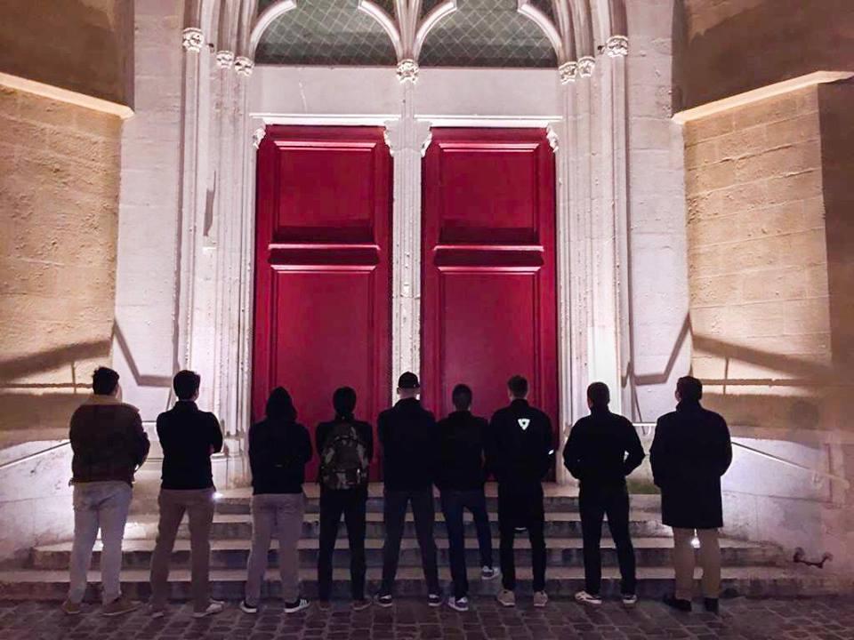Protège ton église Aix en Provence