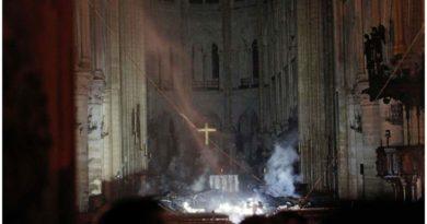 Notre-Dame de Paris : L'Église de France entre en passion.