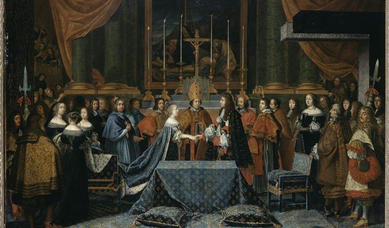 Louis XIV et Marie-Thérèse d'Autriche La révélation d'un couple – 4