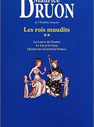 Les Rois maudits par Maurice Druon