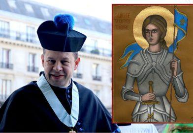 Sermon de l'abbé Laurent pour le centenaire de la canonisation de sainte Jeanne d'Arc