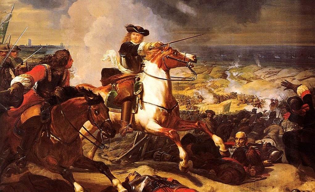 Turenne Louis XIV