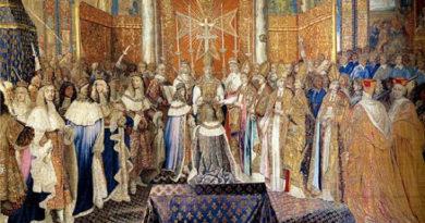 [CEH] Le sacre de Louis XIV, par Hervé Pinoteau