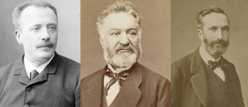 Albert de Mun, Louis Veuillot et Lucien Brun