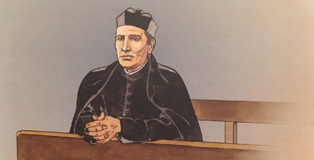 Jésuite Pierre-Joseph de Clorivière