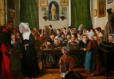 école catholique république