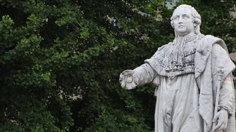 États-Unis : vandalisée par les Black Lives Matter, la statue de Louis XVI sera réinstallée à Louisville