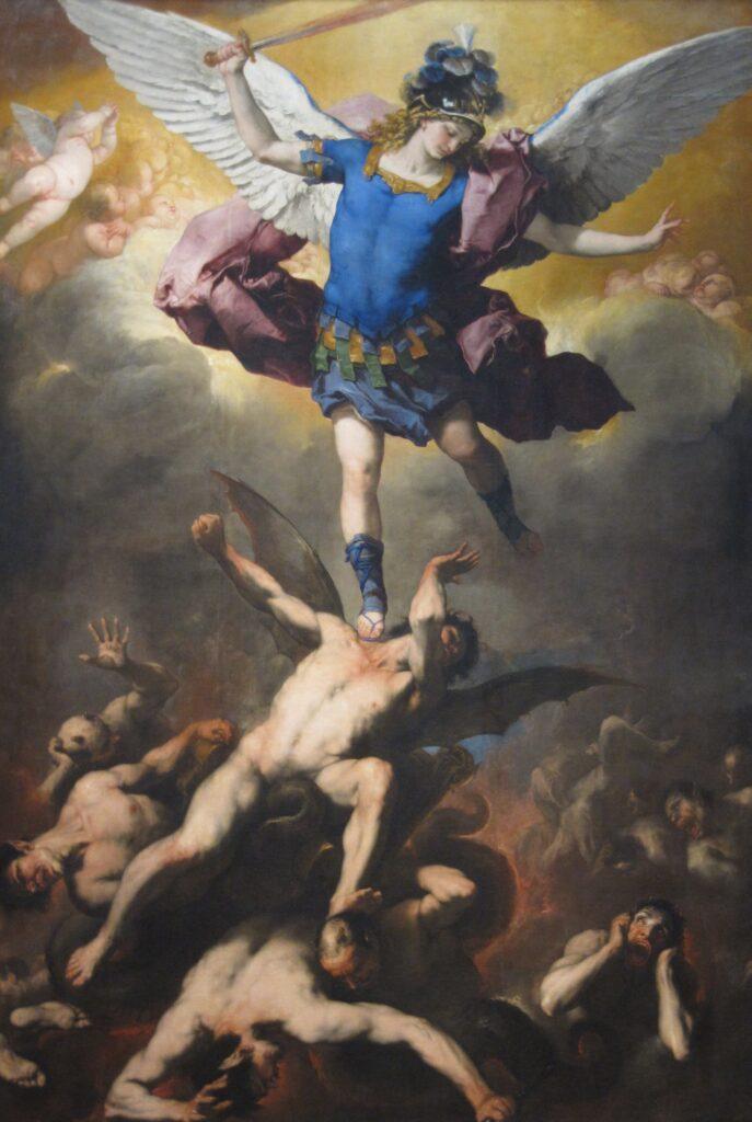 Michael-Giordano chute des anges rebelles