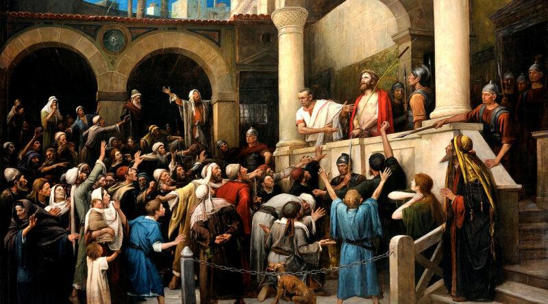 catéchisme jésus