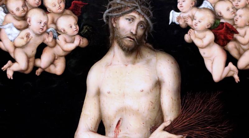 le christ a souffert dans tous ses biens