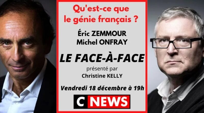 zemmour onfray