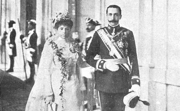 Mariage Charles de Bourbon-Siciles et Mercedes