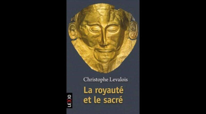 Ex-libris. « La royauté et le sacré », par Christophe Levalois