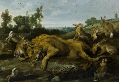 La Fontaine et le Roi, par le P. Jean-François Thomas