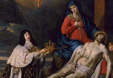 Un pape et la vocation de la France, par le P. Jean-François Thomas