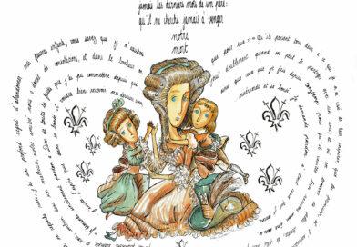 Hommage à la Reine martyre, par Alban Guillemois
